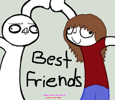 WEH BEST BUHDS -collab- by Matlvr1230