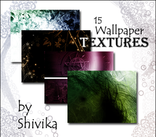 Wallpaper Textures Set8 by spiritcoda