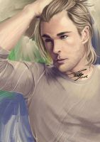 Chris by DeadJen
