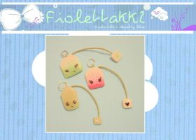 FIOLETTAKK2: Supper Kawaii Teabags Charms by Fiolettakk2