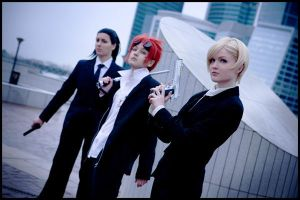FFVII:AC-Serious business by love-squad