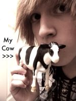 this is my cow by RobbyIdk