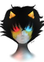 Sollux (?) 2.0 by MyCookieLife