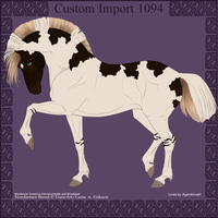 Custom Import 1094 by Cloudrunner64