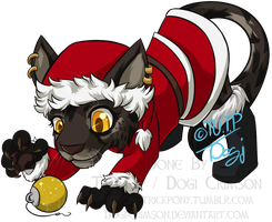 :prize: - Jingle Bells by Dogi-Crimson
