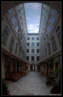 The Courtyard by stetre76