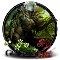 Guild Wars 2 - Sylvaris by Wr47h