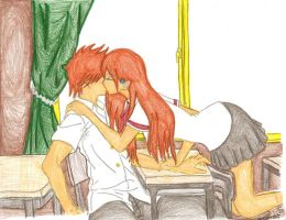 Request: Ichigo X Orihime by lindysu