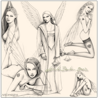 ASD Fairies by ASDesigns