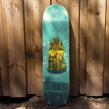 Once Upon A Deck by CharlieBrown1745