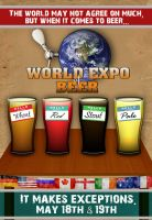World Expo of Beer 2012 by rsholtis