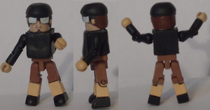 Dr. Poque Minimate by Lee-At-Arms