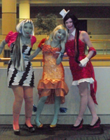 Monster High at MegaCon : Dawn of the Dance by ChamomileCatastrophe