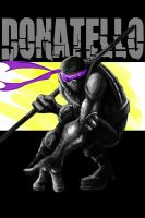 Donatello by Stilltsinc