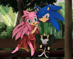 Our Moment ~SONAMY~ by koda-soda