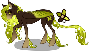 Pony Auction 2 {closed} by fuzzytoes