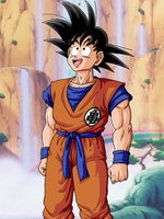 Amazed Goku by BK-81