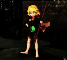 [MMD Request ENDED] Milly chan is a Hobbit! by BoomBangDraws