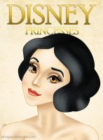 DISNEY BEAUTY SHOT - Snow White by johngreeko