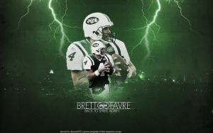 Brett Favre wallpaper by sha-roo