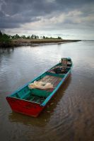 Fisher Boat by hilmanfajar