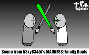 Scene from Madness: Family Duels - COMPETITION 43 by 53xy83457