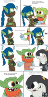 A Skylanders Comic by TMan5636