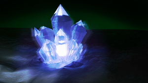 Low Poly Fantasy Game Crystal !! (2) by Gman20999
