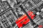 London: Traditional, red by pSCP