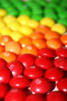 S is for...Skittles by dillydallylisa
