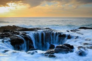 Thor's Well by 11thDimensionPhoto