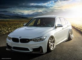 2015 BMW M3 sedan by JAdesigns75