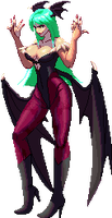 morrigan by armentis