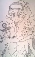 N, Black, and White by Shimasteam2112
