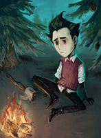 Don't Starve by hodeskalle