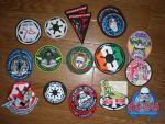 Star Wars Patches Lot by masterbarkeep