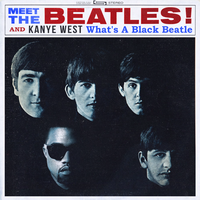 KanYe West and The Beatles - What's A Black Beatle by PADYBU