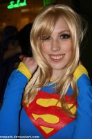 Sakura-con 2013 Supergirl by nwpark