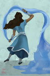 Katara by theroguesigil