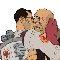heavy medic by mrREDbeans