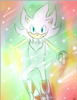 Skape The Hedgehog GALAXY EDITION 8-10-14 by XxEAltairRoxsAxX