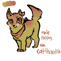 palette adopt puppy for coltthewolfeh by sexy-adoptsXD