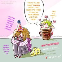 Pakira chan - Uruha Birthday by Alzheimer13