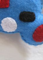 Pokemon keychain by P-isfor-Plushes