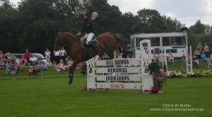 British Show Jumping 70 by mapal-stock
