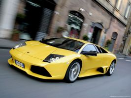 Lamborghini Murcielago LP640 5 by FreeWallpapers