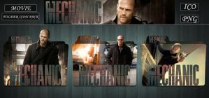 The Mechanic (2011) folder icon pack by Zsotti60