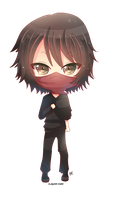 -- Chibi Commission for KforKai -- by Kurama-chan