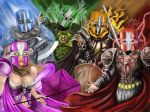 Castle Crashers by TheNekow