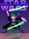 In a Galaxy Far, Far Away.. by Fall-Out-Winchester